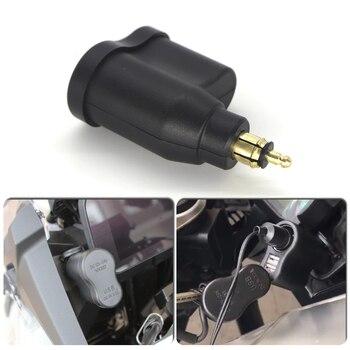 Para BMW R1200GS R1250GS F850GS F800GS F750GS F650GS F700GS motocicleta Dual Puerto USB enchufe encendedor cargador adaptador de corriente