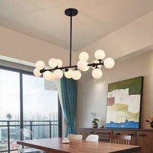 Image 3 - Mordern Led Pendant Lights For Kitchen Dining Room Nordic Industrial Pendant Lamp Bar Cafe Luminaire Hanging Lighting Fixtures