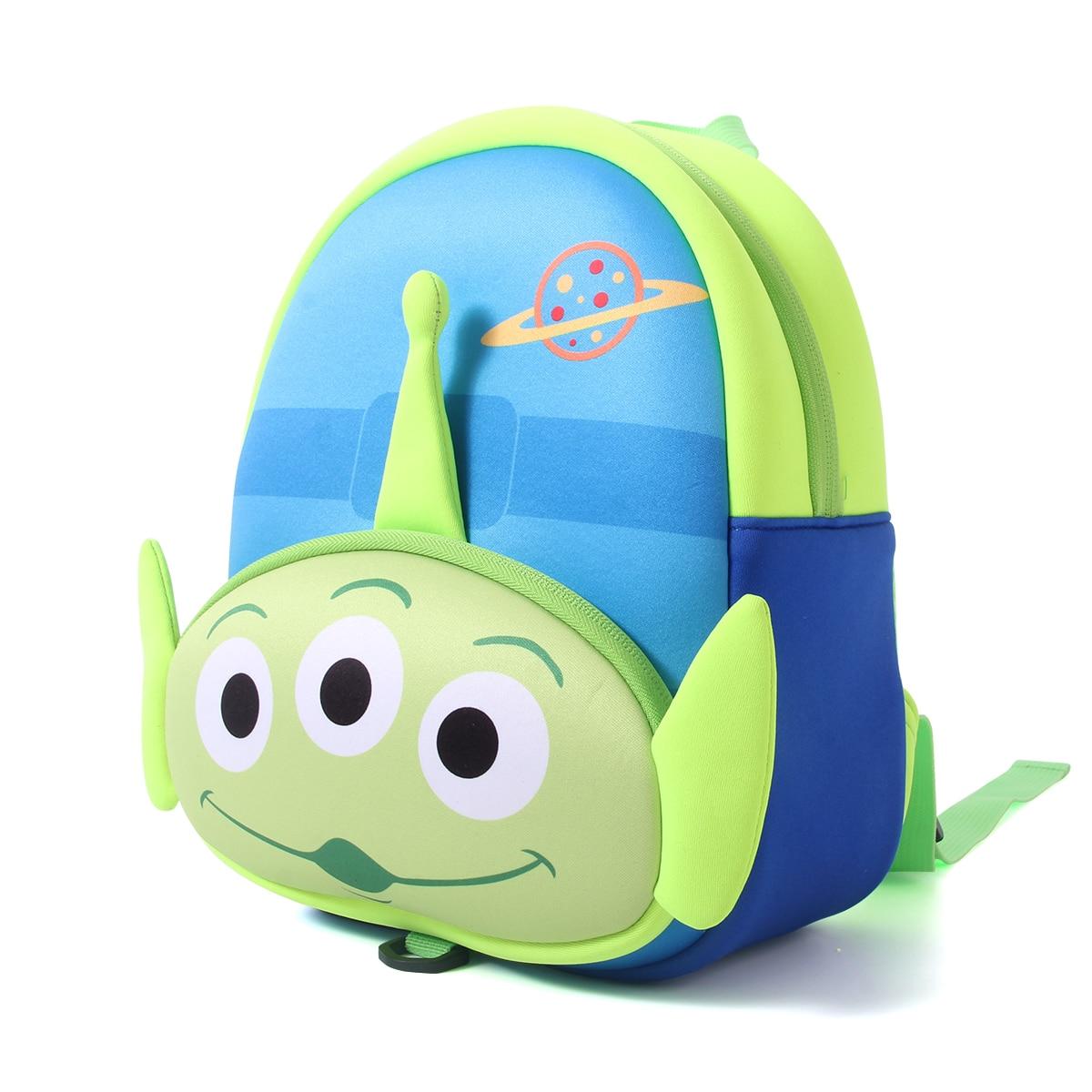 2019 3-6 Year Old Toddler Bags For Boys Girls Waterproof Backpacks Child Toy Story Book Bag Kids Shoulder Bag Satchel Knapsack