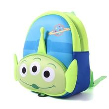 Bolsas impermeables para niños de 3 a 6 años, morrales impermeables para niños y niñas, bolsa de libros de Toy Story, bolso de hombro para niños, mochila, 2019