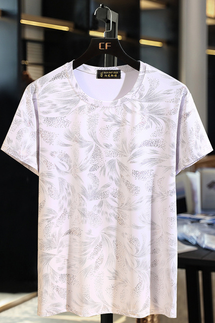 6XL 7XL 9XL 11XL Summer Tshirt Men Superiority Breathable Fabric Men Brand Men's Confortable Casual T-Shirt Plus Size 2020 New
