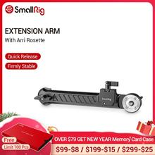 SmallRig Brazo de extensión con roseta ANCI, 168 260mm, rango de extensión 1870
