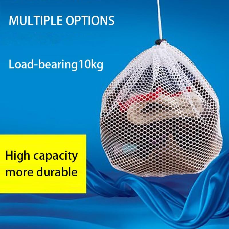 4 Choose Washing Laundry Bag Clothing Care Foldable Protection Net Filter Underwear Bra Socks Underwear Washing Machine Clothes