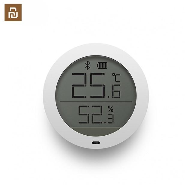 Tflag Bluetooth Temperatuur Vochtigheid Monitor Sensor App Controle Ingebouwde Sensor Lcd Display Magnetische Stok Ultra Lowpower