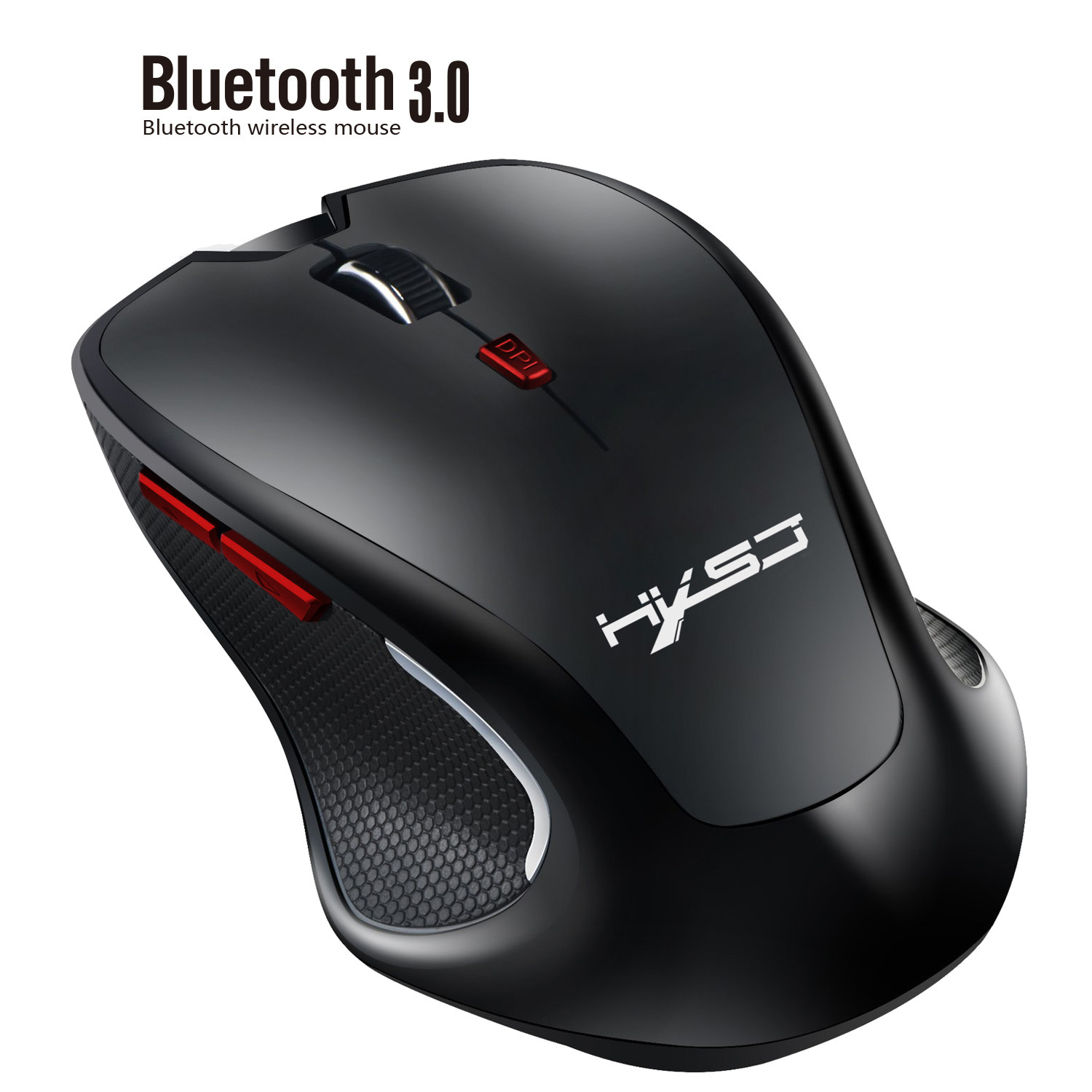 Bluetooth 3.0 Wireless Mouse 2400dpi Gaming Mouse Office Mouse For Computers Laptops Ergonomic Mouse Wireless Gaming Mouse