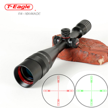 Hunting Optics TEAGLE 4-16x44 AOE with Hawke reticle  for target Shooting hunting riflescope 1 Inch for airsoft air guns for PCP