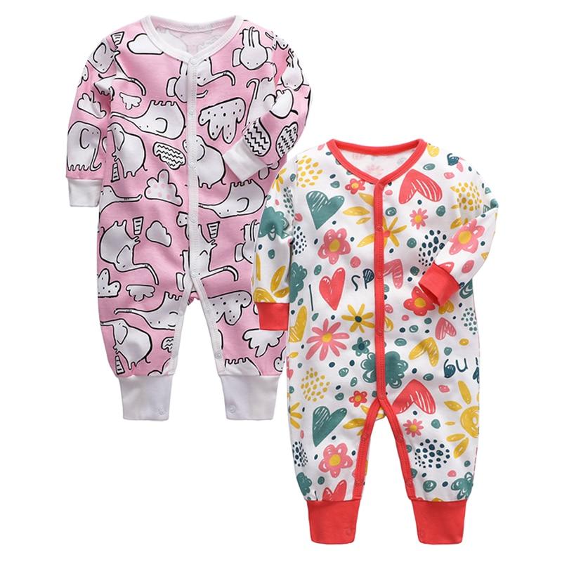 9 12 18 24 Meses de Algodão Crianças Sleepwear