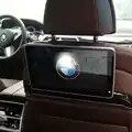 Pantalla de TV para asiento de coche de vehículo de la mejor calidad con entrada de audio de vídeo AV conectado pantalla frontal del coche OEM para BWM