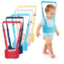 Nova chegada do bebê walker, arnês do bebê assistente da criança trela para crianças aprendendo andando cinto de segurança da criança novo
