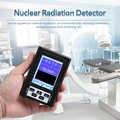 Detector de radiación electromagnética mejora Geiger contador de radiación Nuclear dosímetro Detector de radiación dosímetro de mármol probador