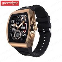 M1 Смарт-часы для мужчин 24 часа монитор сердечного ритма IP68 Водонепроницаемые Смарт-часы GPS отслеживание бега мужские умные часы спортивные ...