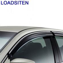 цена на Automovil Decoration Parts Styling Anti Car Rain Window Visor Awnings Shelters FOR Peugeot 2008 3008 301 308 308S 4008 408 5008