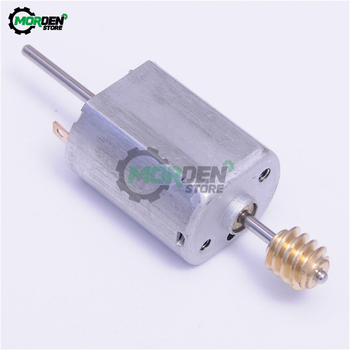 DC 12V 24V 13500RPM Hobby Motor High Speed Double Shaft Dual Axis Micro Electric 030 DC Motor DC 12V-24V for DIY Toy Car Robot image
