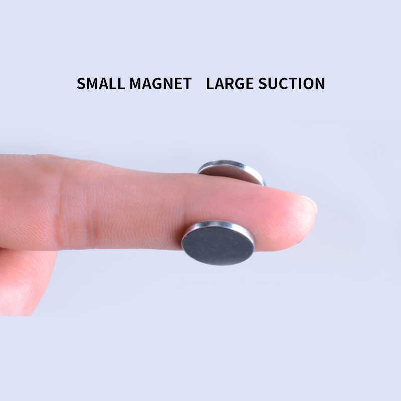 20/50/100/200/500 個 6 ミリメートル × 1 ミリメートル/6 ミリメートル × 2 ミリメートル強力なシリンダー希土類磁石ネオジムバルクシート N35 ミニ · スモールラウンド磁石ディスク