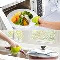Пищевая силиконовая анти-обжигающая печь перчатки митенки Potholder кухонные перчатки для барбекю термостойкие лоток горшок блюдо держатель д...