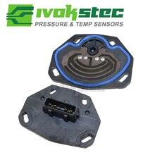 Sensor de posición del acelerador TPS para VW Golf GL Monoponto Jetta Passat, Seat Skoda Citroen Audi 80 Renault Peugeot Lancia 037907385A