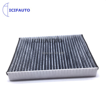 Carbon Cabin Air Filter For Ford 2013-18 C-Max 2013-2019 Escape 2012-2018 Focus Transit Connect Lincoln 15-19 MKC CV6Z-19N619-A image