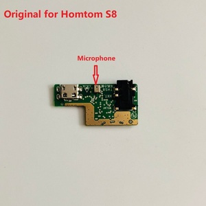 Image 2 - for homtom s8 Charge Dock Connector USB Charging Port Flex Cable
