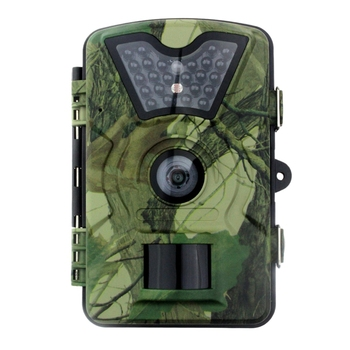 12MP Wildlife Camera 5 Megapixel CMOS Sensor 1080P HD Outdoors Hunting Trail Cameras View Angle 90 Degree Water-Proof IP66