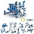 354 + шт 4в1 строительный блок изобретатель инженерные строительные блоки для грузовиков техника Строительный набор DIY кирпичные игрушки для ...