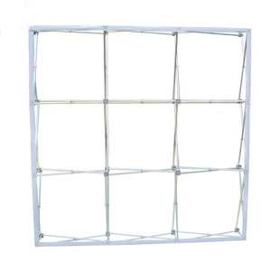 Image 3 - High GradePortable Aluminium Alloy Flower Folding Stand Wedding Backdrop   Stand Advertising Rainproof  Display Signature  Wall