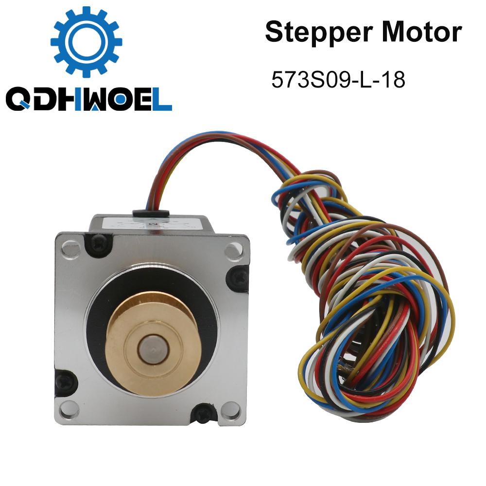 Hb80bc060863143d18437de2e86c529c16 - QDHWOEL Leadshine 3 Phase Stepper Motor 573S09-L-18 for NEMA23 3.5A Length 50mm Shaft 6.35mm