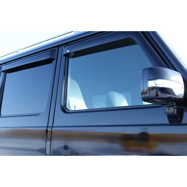 Deflektory okien 4 drzwi Mercedes G klasa 1990, NLD. smerg9032 (Mercedes)