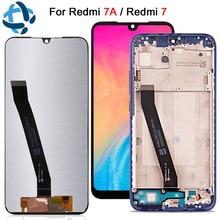"6.26 ""Xiaomi Redmi 7 7A Lcd ディスプレイタッチスクリーンデジタイザアセンブリのための Redmi7 Redmi7A 液晶ディスプレイスクリーン交換"