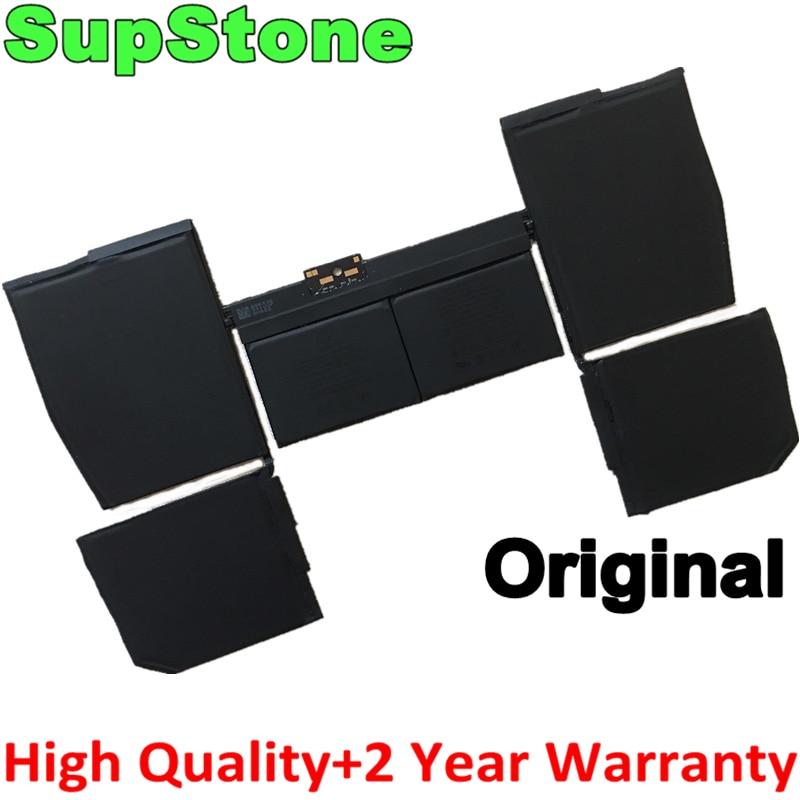 "SupStone Genuine Original A1527 A1705 Battery For Apple Macbook Pro 12"" A1534 (2015-2016 Year) MF855 MJY32CH/A MK4M2 EMC2746"