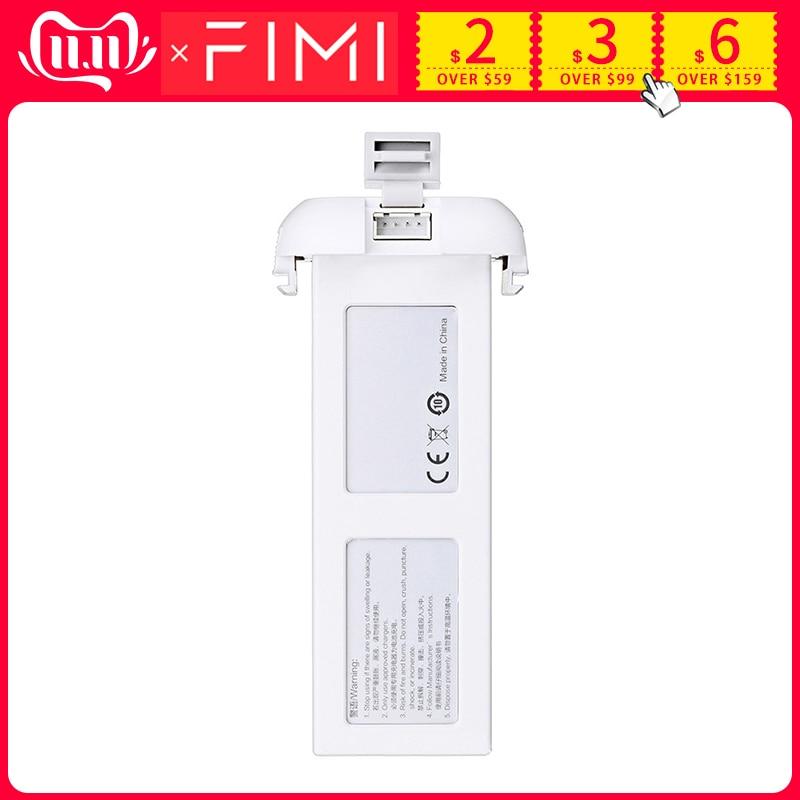 Original Drone FIMI A3 Battery 11.1V 2000mAh 3S Rechargeable Lipo Battery