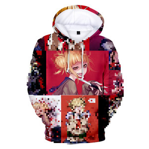 Image 2 - Japan Anime 3D Ahegao Hoodies Hooded Vrouwen Mannen Grappige Verlegen Meisje Gezicht Sweatshirt Hentai Manga Streetwear Harajuku Hoge Kwaliteit Tops