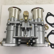 Carburador de SherryBerg CARBY CARB para 48IDA. WEBER 48 IDA empleados 19030.018 varilla 48mm IDA reemplazar Dellort FAJS CARBURE