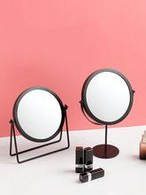 Скандинавские металлические декоративные зеркала настенное зеркало