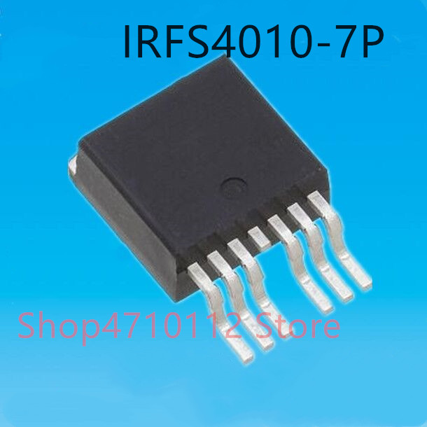 50PCS/LOT NEW IRFS4010-7P FS4010-7P AUIRFS4010-7P AUFS4010-7P IRFS4010 TO-263
