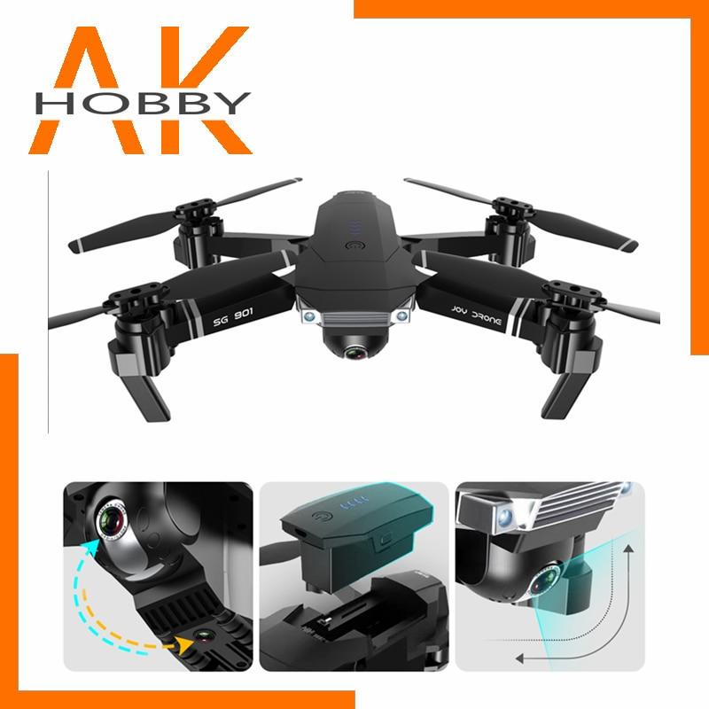 SG901 Camera Drone 1080P 4K HD Wifi Dual Camera Drones Follow Me Quadcopter FPV Professional GPS Long Battery Life Brand New