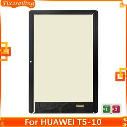 AAA + + + Für Huawei MediaPad T5 10 AGS2-W09 AGS2-AL00HA Tablet T5 10 LCD Display Touch Digitizer-bildschirm Montage 100% Getestet