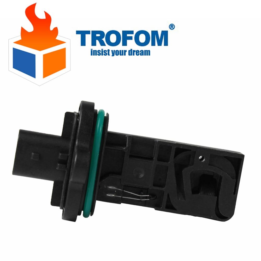 Medidor do sensor de fluxo do ar maciço para opel astra j corsa d zafira chevrolet cruze sonic 0280218254 11301682