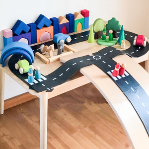 Children's Car Track Puzzle DI