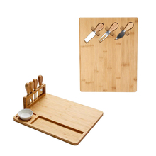 Wooden Cheese Board Set Charcuterie Serving Cutting Board Serving Utensils