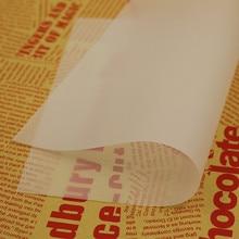 JESJELIU 100pcs Translucent Tracing Paper Calligraphy Craft Writing Copying Drawing Sheet