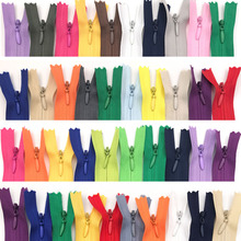10pcs Invisible Zipper 28cm 35cm 40cm 50cm 55cm 60cm Zippers for Sewing Handmade Garment/Bags/Home Textile,Tailor Sewer