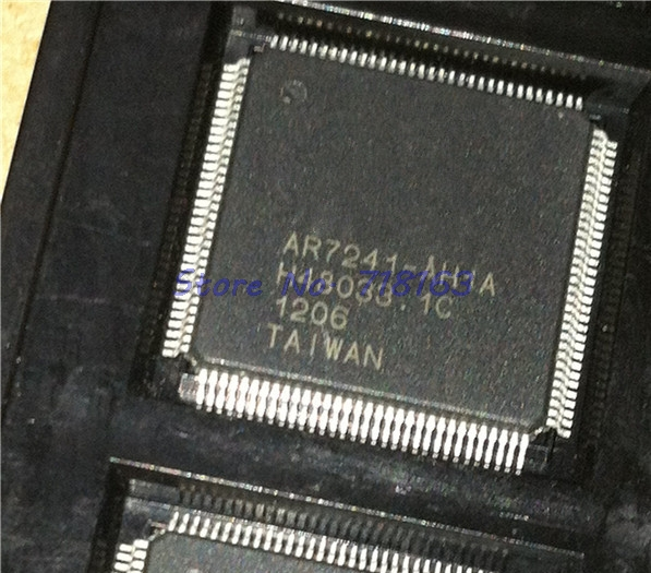 1pcs/lot AR7241 AH1A AR7241 QFP 128 In Stock-in Integrated Circuits from Electronic Components & Supplies