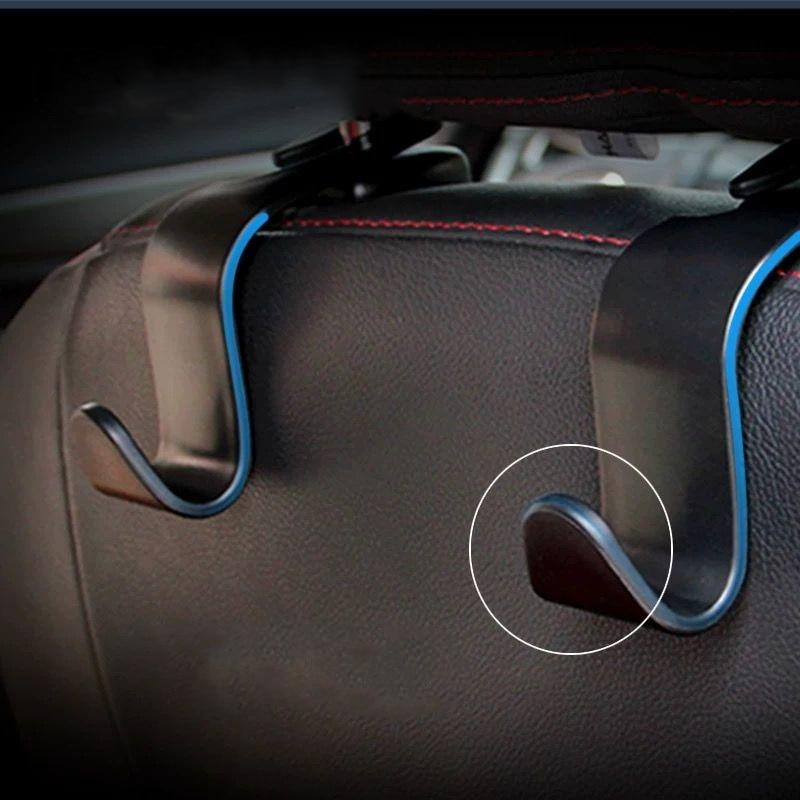 Car Seat Hook Fastener for Renault Megane 2 3 Duster Logan Clio 4 3 Laguna 2 Sandero Scenic 2 Captur Accessory