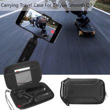 Custodia protettiva da viaggio con tracolla da viaggio per accessori Zhiyun Smooth Q2