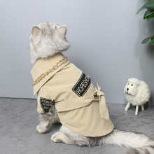 Cat Hoodie Spring and Summer Hair Thin Teddy Small Dog Shirt Pet Clothing Ropa Para Gato Costume Clothes