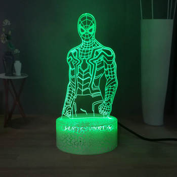 Spider Man LED Night Light