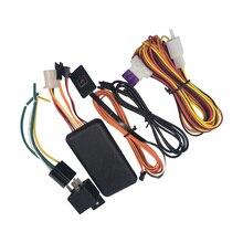 DYEGOO araç gsm GPS tracker GT06 röle araba motosiklet bulucu izleme cihazı Google bağlantı ücretsiz kargo