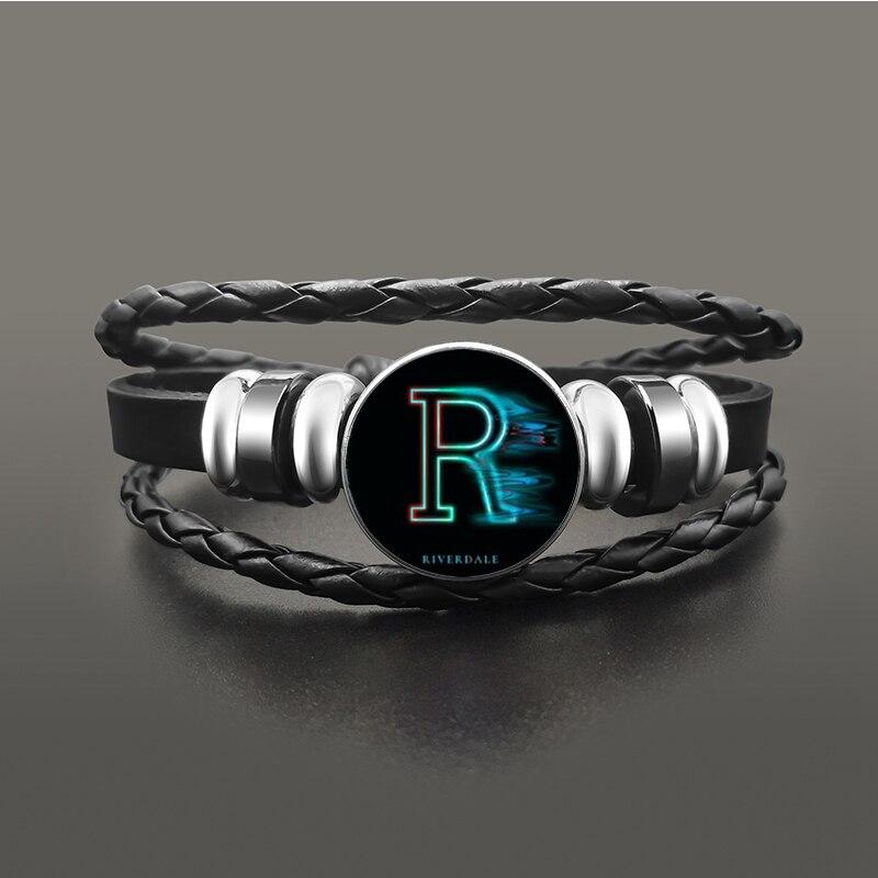 TV-Riverdale-South-Side-Serpents-Black-Leather-Bracelet-Jeweley-Glass-Dome-Button-Snaps-Bracelets-Punk-Wristband (6)