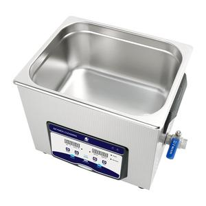 Image 1 - Skymen 10L Ultrasonic Cleaner Stainless Steel Bath Engine Mechanical Parts Ultra Sonic PCB Board Cleaning Machine