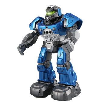 JJRC R5 Robot Intelligent Programmable Auto Music Dance RC Robot For Children Smart Watch Follow Gesture Sensor RC Toys Robo